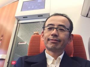 箱根ビジネス合宿2014年10月ロマンスカー